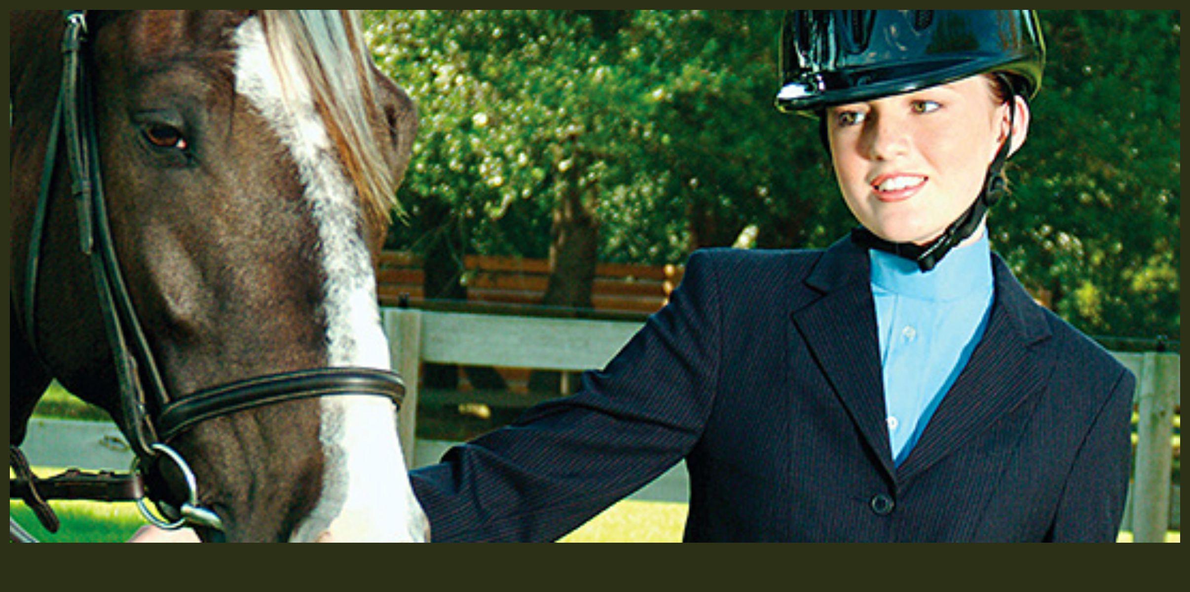 Girls Equestrian Sale