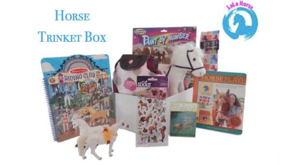 Monthly Horse Goody Box